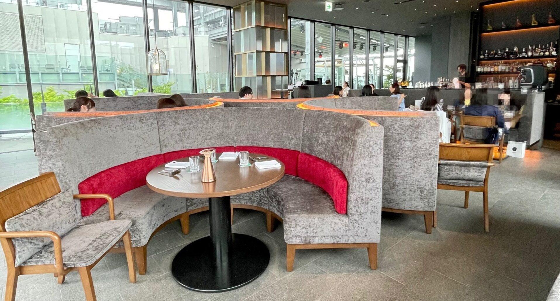 マリーナベイサンズ最上階レストランでとっておきランチ♡「セラヴィトウキョウ (CE LA VI TOKYO) 」
