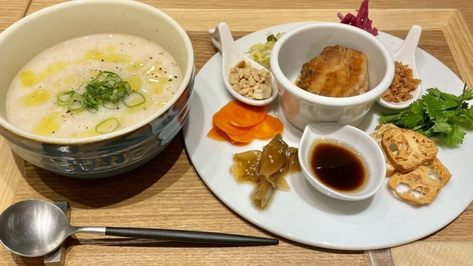 広尾カフェ TOKYO&リーシャン粥 - 広尾/