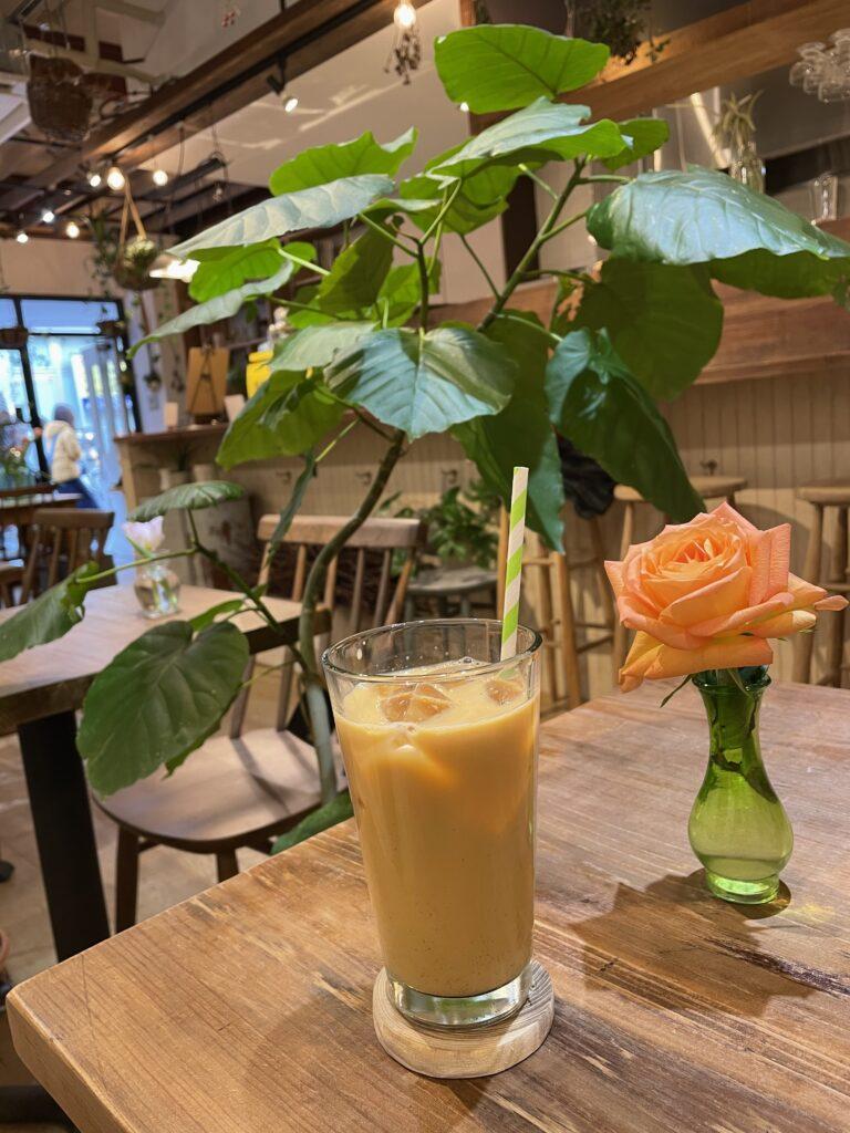【二子玉川】森林浴ができるカフェ♡「cafe&green RonRon」