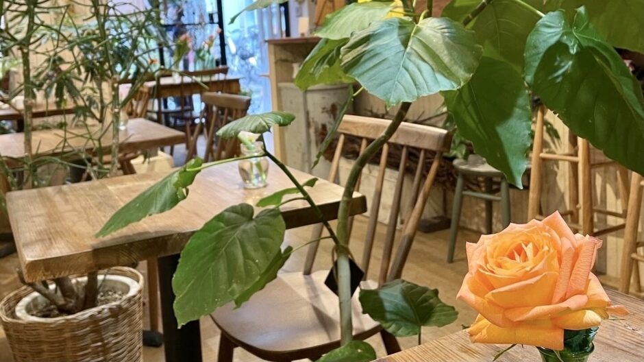 café & green RON RON(カフェ&グリーン ロンロン)二子玉川