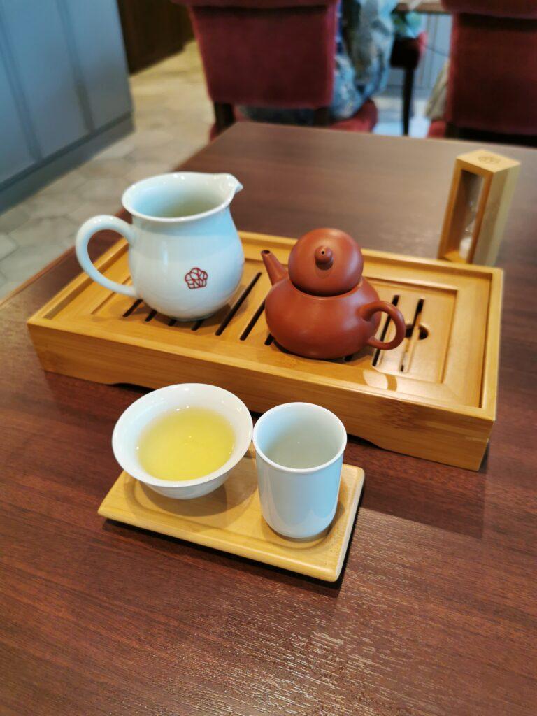 三軒茶屋で台湾茶♡「桜樺苑 (インファエン)」お茶
