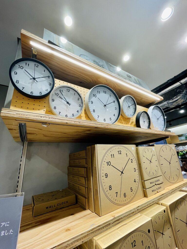 【購入レポ】ダイソー発の新ブランド「Standard Products by DAISO」に行ってきました♪時計