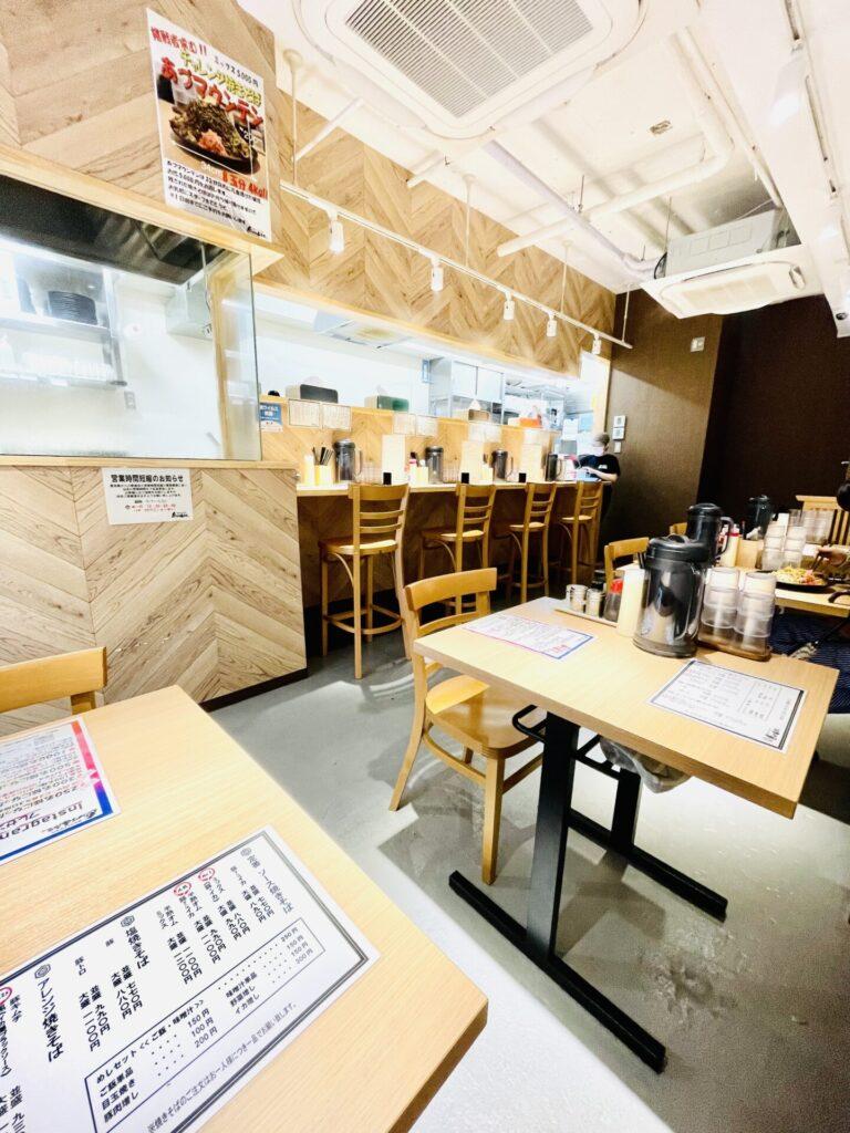 【三軒茶屋】横浜焼きそば専門店「あづま商店 」