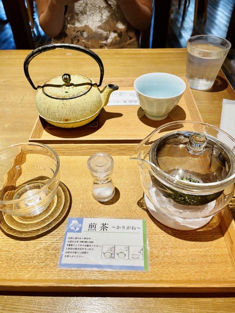 【神楽坂】人生No.1パフェ「神楽坂 茶寮 本店」
